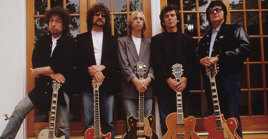 Tom Petty y su 'accidental' paso por los Traveling Wilburys