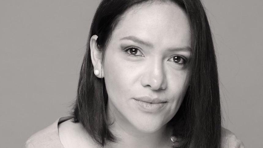 Yndira Sandoval, defensora de derechos humanos