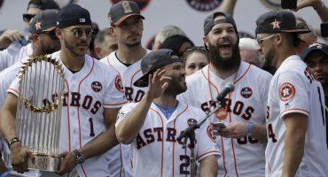No hay Astros ni Dodgers con Guante de Oro