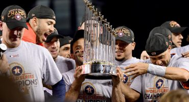 ¡Los Astros ganan la Serie Mundial por primera vez en su historia!