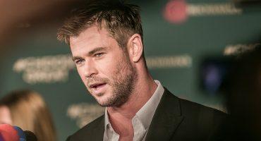 Así estuvo la visita de Chris Hemsworth a México, un súper héroe de verdad