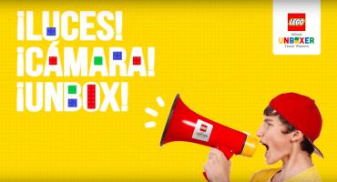 Sé parte del equipo Unboxers LEGO® y ¡gana un viaje a Legoland!