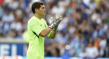 De leyenda a leyenda; checa el mensaje de Casillas para Buffon