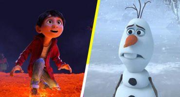 Let it go, Let it go... Ya puedes ver Coco sin el corto de Frozen
