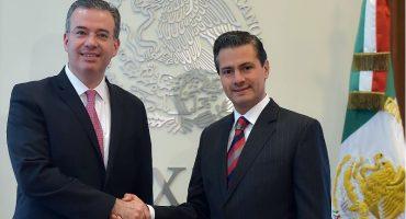 El relevo de Carstens: Alejandro Díaz de León es el nuevo gobernador de Banxico