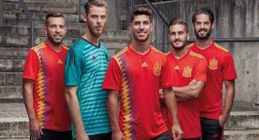 El uniforme de España para Rusia 2018 podría tener un doble significado
