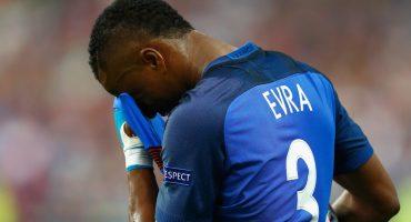 Patrice Evra fue repudiado por aficionados marselleses