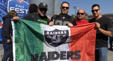 Raiders o Patriotas ¿Quién tiene la mejor afición de México?