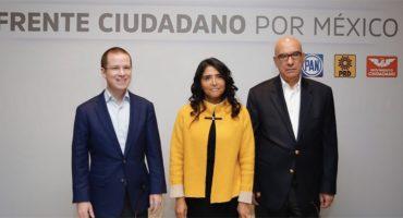 INE reporta fallas en registro del Frente: