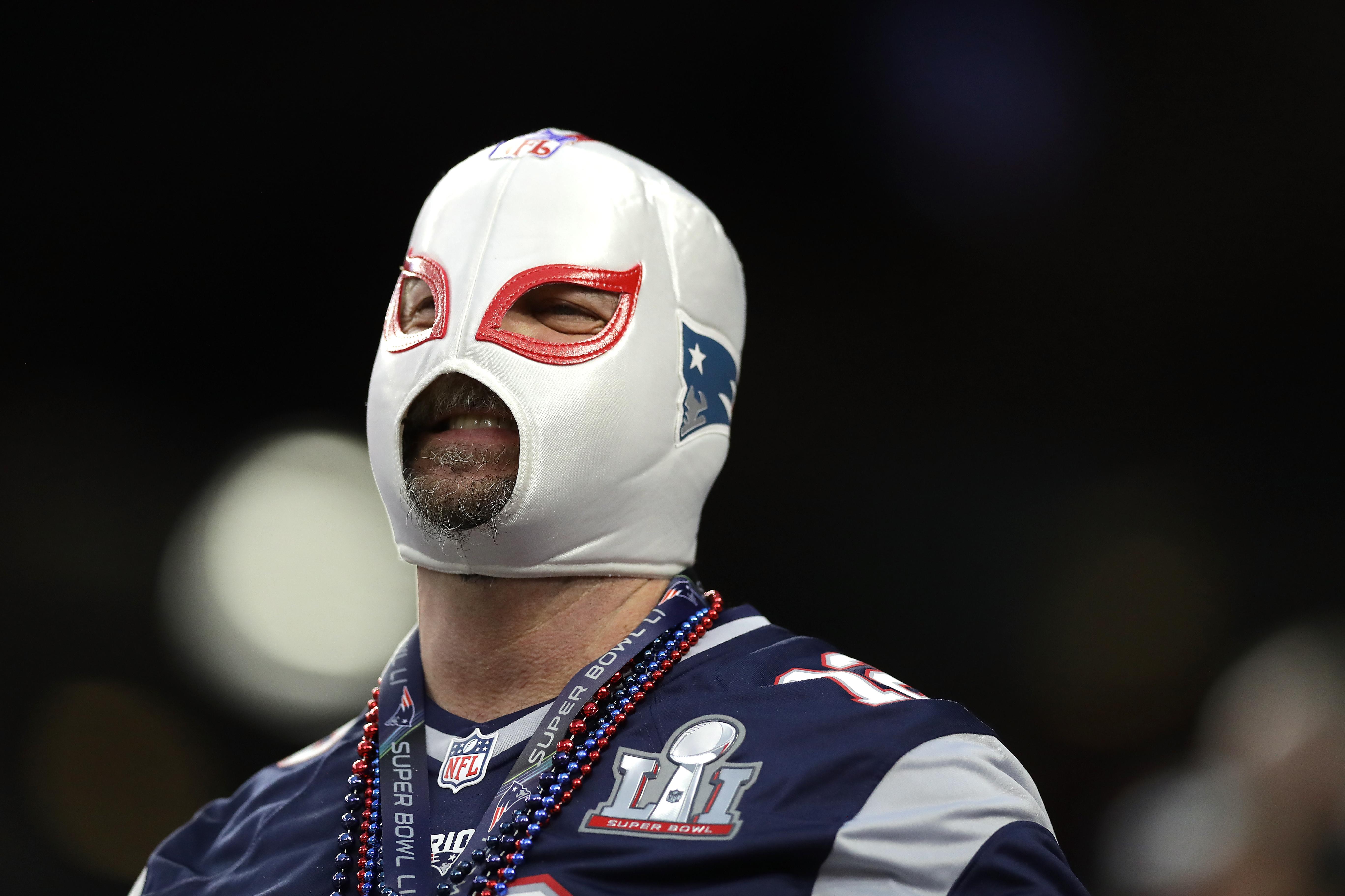 Para que tengas de que hablar: Los 5 datos curiosos que no sabías de los Patriots