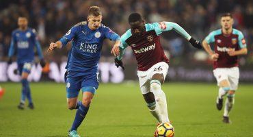 West Ham y Leicester City reparten puntos en aburrido empate