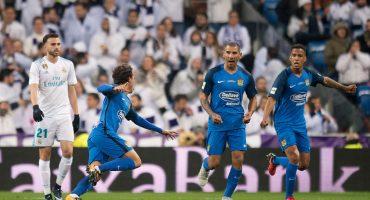 Los cinco mejores tweets del Fuenlabrada durante el partido frente el Real Madrid