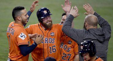 Los Houston Astros recibieron un bono récord de Postemporada