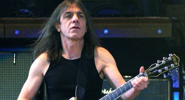 Back in Black: Muere Malcolm Young, legendario guitarrista y cofundador de AC/DC