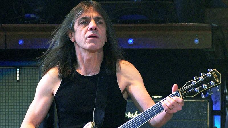 Back in Black: Muere Malcolm Young, legendario guitarrista y cofundador de AC/DC