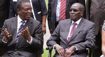 Zimbabue estrena presidente… declara cumpleaños de Mugabe como fiesta nacional