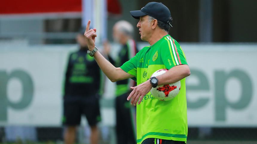 México logró su primer triunfo ante Alemania en un Mundial