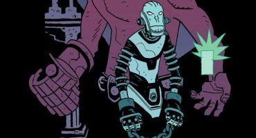 Hellboy y el visitante