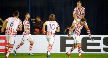 Croacia a un paso del Mundial; Suiza se acercó un poquito