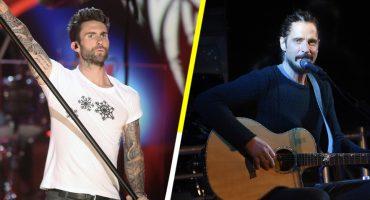 Adam Levine covereando a Chris Cornell es mejor que Adam Levine solo