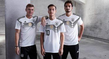 Mundial vintage: Checa los jerseys retro para el Mundial de Rusia 2018