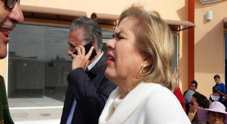 Diputada Adriana Terrazas Porras