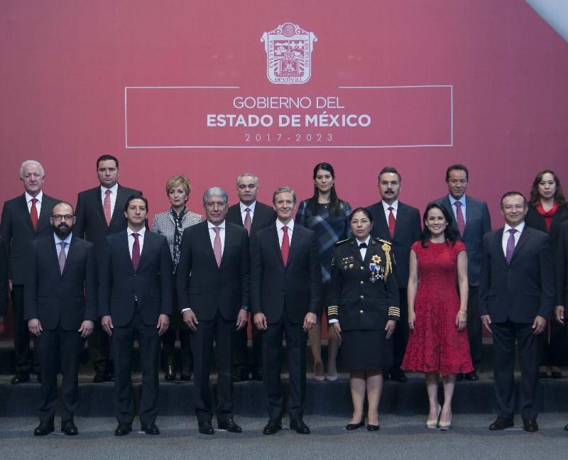 Gabinete del Estado de México