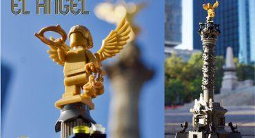 El Ángel de la Independencia podría llegar a Lego