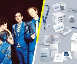 """Arcade Fire vende un kit para la oficina inspirado en """"Everything Now"""""""