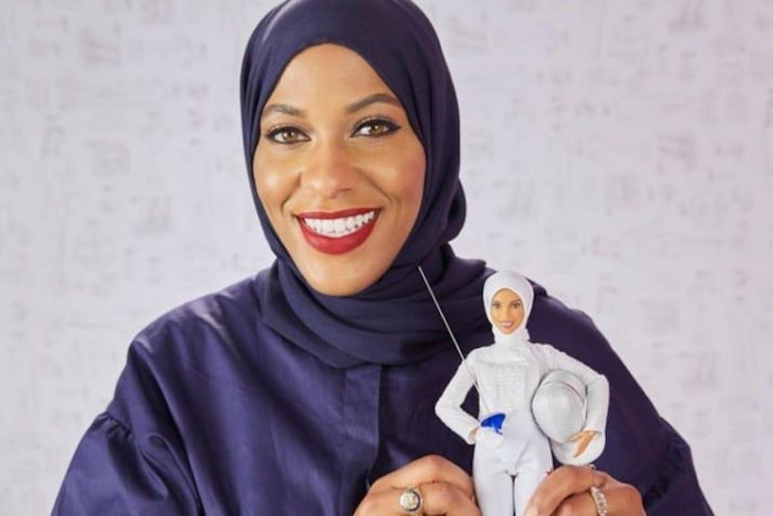 Primera muñeca Barbie con hijab