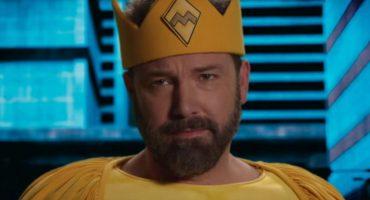 Ben Affleck se convierte en el superhéroe de la infancia de Jimmy Kimmel