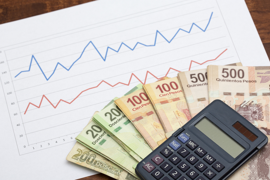 Sube salario mínimo en México
