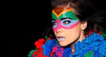 Un arpa que te relajará: A eso suena y se ve lo nuevo de Björk