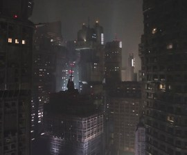 Escenarios miniatura de Blade Runner – Principal
