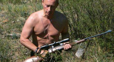 Vladimir Putin ya tiene calendario del 2018 y sí... es lo que imaginas