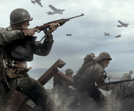 Call of Duty: WWII - Nuevo lanzamiento