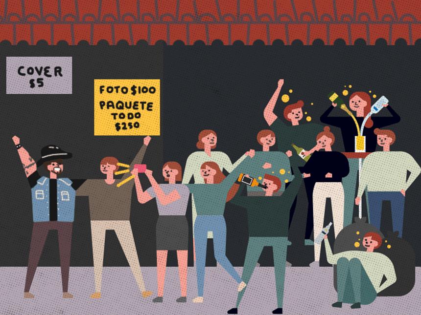 Cañitas: Fiesta en la casa de Carlos Trejo