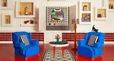 La Casa Lego quiere hospedar a una familia ¡y podría ser tuya por una noche!