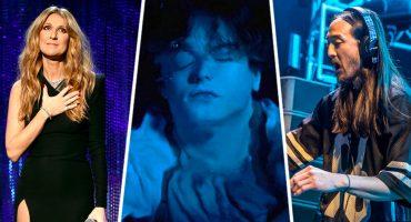 "Céline Dion baila el remix de Steve Aoki a ""My Heart Will Go On"" y Jack se murió (otra vez) 😂"