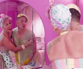 Cosas extrañas y que jamás imaginamos: Channing Tatum en un video de Pink