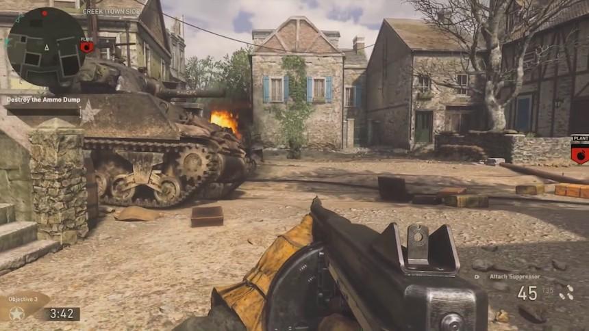 Call of Duty: WWII - Daniels