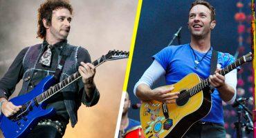 Coldplay sorprende a fans con un cover de... ¡Soda Stereo!