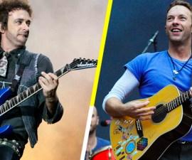 Coldplay sorprende a fans con un cover de ¡Soda Stereo!