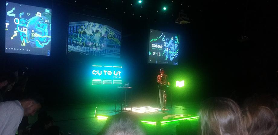 CutOut Fest 2017: donde lo digital es todo un arte