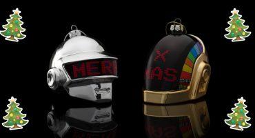 Daft Punk llegará a tu arbolito de Navidad con estos adornos 🎄