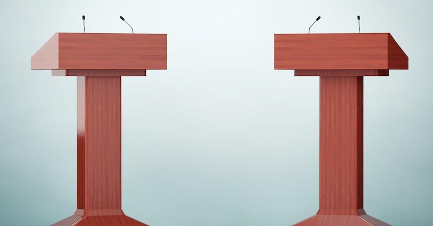 INE delinea el formato de los debates presidenciales