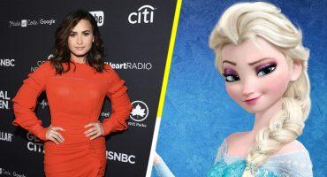 Demandan a Demi Lovato y a Disney por plagiar 'Let It Go' 