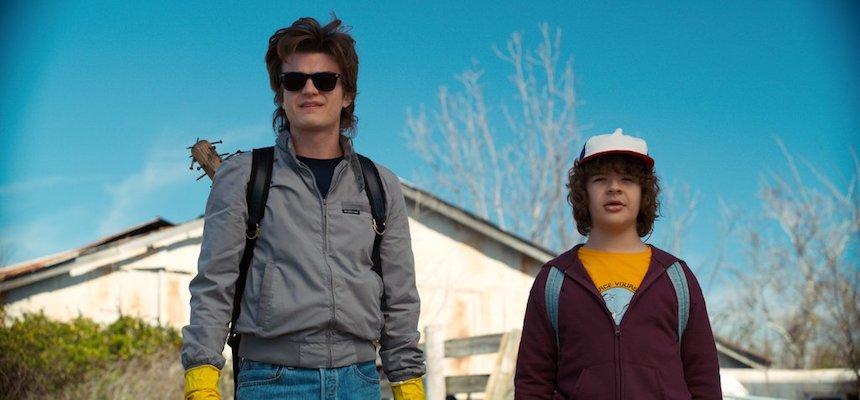 Dustin y Steve responden las dudas relacionadas con Stranger Things