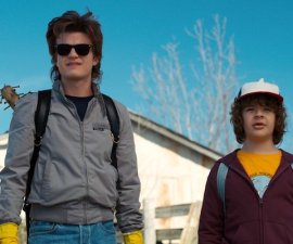 Stranger Things - Dustin y Steve