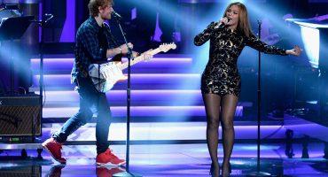 ¡Así suena 'Perfect' de Ed Sheeran a dueto con Beyoncé! 😱